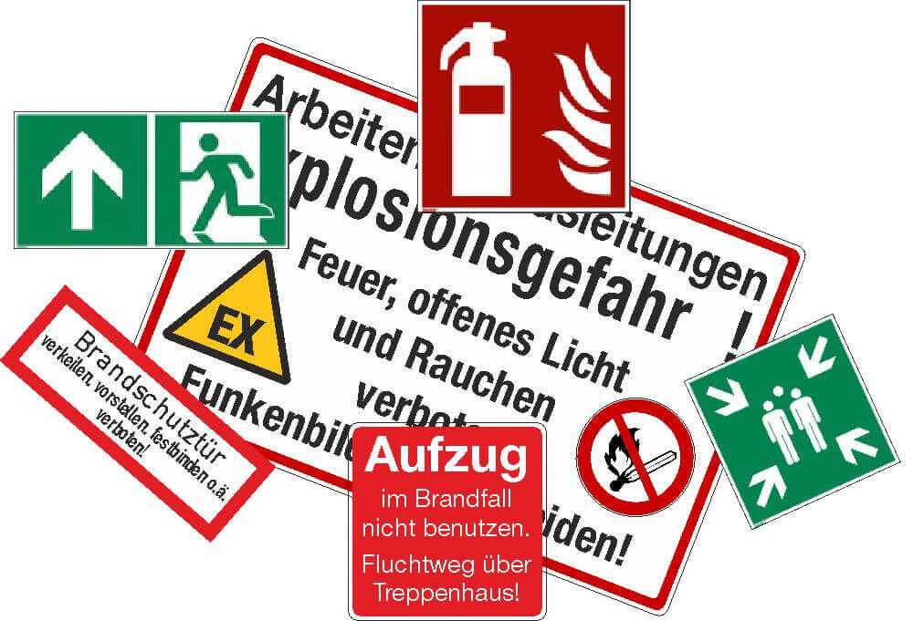 Notausgang & Brandschutz