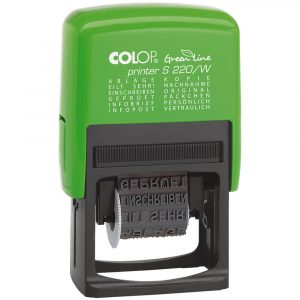 COLOP-Printer-S220-W-Green-Line